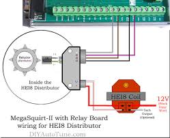 hei distributor wiring diagram ford hei image gm hei wiring install gm trailer wiring diagram for auto on hei distributor wiring diagram ford