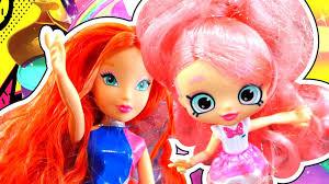 Амелькины <b>Игрушки</b>! Новая <b>Кукла</b> Винкс, Барби Стоматолог и ...