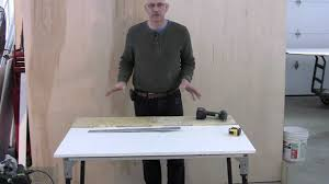 Cutting An Elliptical Arch With a Router - YouTube