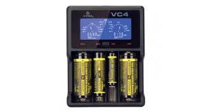 <b>Зарядное устройство XTAR VC4</b>