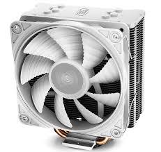 <b>Deepcool Gammaxx</b> GTE V2 White: <b>кулер</b> в белом дизайне с ...