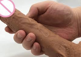 DopaMonkey Super Soft Silicone <b>Realistic</b> Penis <b>Skin</b> feeling Big ...