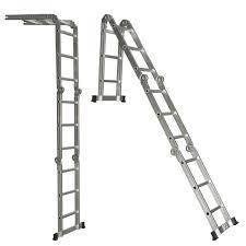 homz step kitchen ladder blue