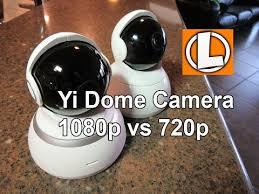 <b>YI Dome Camera</b> 1080p HD Pan/Tilt/Zoom Wireless IP Review <b>720p</b> ...