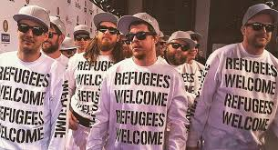 Image result for refugees welcome