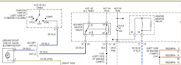 dodge ram ignition switch wiring  2005 dodge ram 1500 coded diagram the ignition switch connector on 2003 dodge ram 1500 ignition