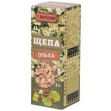 <b>Щепа для копчения Boyscout</b> 61043 Ольха, 1 л в Москве: отзывы ...