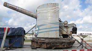 gun from battleship uss maine to be restored at clemson scientists the warren lasch conservation center recently received this century old six