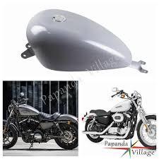 <b>Papanda</b> Motorcycle 2.4 Gallon Gas Tank Fuel Tank for Harley ...