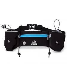 Blue Number <b>Belt</b> Holder Cycling Polyester Outdoor <b>Waist</b> Pack ...