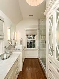 long bathroom designs