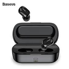 <b>Baseus</b> W01 TWS Bluetooth 5.0 True <b>Wireless</b> Earphone ...