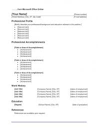 sample resume for office job  seangarrette cosample