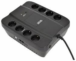 Интерактивный <b>ИБП Powercom</b> SPIDER <b>SPD</b>-<b>1000U</b> — купить по ...