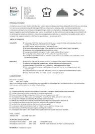 chef resume sample examples sous chef jobs free template restaurant cook resume sample