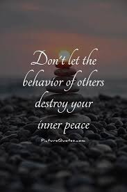 Inner Peace Quotes & Sayings | Inner Peace Picture Quotes via Relatably.com