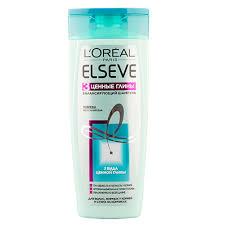 <b>Шампунь для волос</b> `LOREAL` `ELSEVE` <b>3</b> ЦЕННЫЕ ГЛИНЫ ...