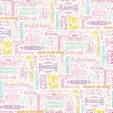 Wish Come True Paper - Perfect Princess - Echo Park (с ...