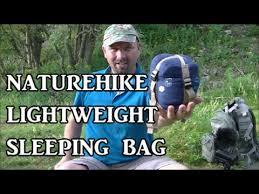 <b>Naturehike lightweight sleeping</b> bag from Lightake - YouTube