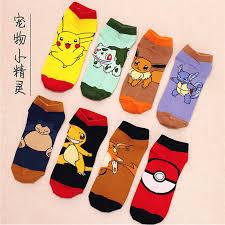 Detail Feedback Questions about <b>Anime Pokemon</b> cosplay socks ...