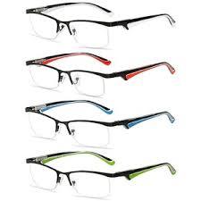 <b>Rimless Reading</b> Glasses