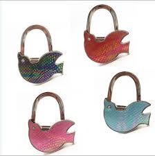 <b>Cute Peace Dove</b> Bag Hook Fashion Handbag Bag Hooker Purse ...