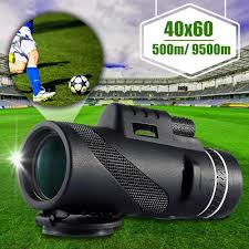 <b>High</b> Power <b>40X60 HD</b> Monocular Telescope Shimmer Night Vision ...
