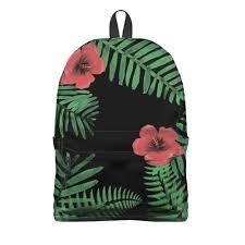 <b>Рюкзак 3D Tropical</b> #2734777 – <b>рюкзаки</b> с принтами в Москве от ...
