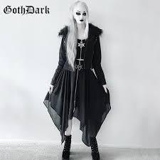 <b>Goth Dark Grunge Black</b> Mesh <b>Gothic</b> Long Skirts Punk ...