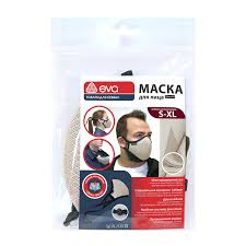 Купить <b>Маска тканевая EVA Air-mesh</b> ProtectTex, бежевый, S-XL ...