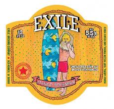 <b>Mango Bohemian</b> - Exile Brewing Company - Untappd