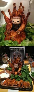 <b>Game of Thrones fried chicken</b> platter (With images) | Game of ...