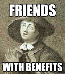 Funny Memes About Friends With Benefits - funny memes about ... via Relatably.com