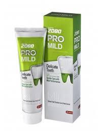 <b>Зубная паста</b> Dental Clinic 2080 <b>Мягкая защита</b>, мятный вкус ...