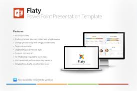 powerpoint templates that look great in creative market blog 14 flaty powerpoint template