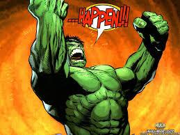 Kartun Hulk Unik