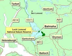 The Story of Loch <b>Lomond</b> National <b>Nature</b> Reserve pdf, 3.03MB