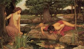 who was narcissus lucky otters haven narcissus2 andecho