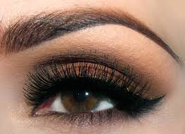 applying eye middot applying eyeshadow for brown eyes