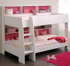 furniture sweet girls bedroom interior design ideas with multi function white bunk bed with shelves and red bedroom furniture interior designs pictures