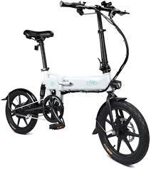 <b>FIIDO D2</b> Folding EBike, 250W Aluminum <b>Electric Bicycle</b> - Bicycles ...