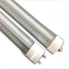 <b>50X</b> Ultra <b>Bright</b> 22W 30W 38W 46W 70W V Shape <b>LED</b> Tube Light ...
