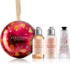<b>L'Occitane</b> Fleurs de Cerisier подарочный <b>набор Cherry Blossom</b> ...