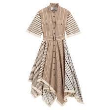 <b>Платье</b> асимметричное в полоску Victoria/Tomas X <b>La Redoute</b> ...