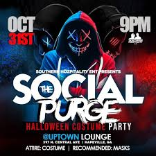 The Social <b>Purge Halloween</b> Costume <b>Party</b> – Tickets – Uptown ...