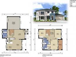 Storey House Design   Floor Plan Latest House Design in     Story Modern House Designs Storey House Design   Floor Plan