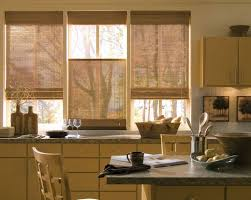 ideal modern kitchen window treatments
