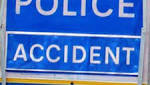 A170 closed in both directions after crash