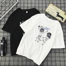 <b>Hot Sale</b> Cute Print Plus Size <b>Women's Cotton</b> T Shirt (^_-) | Shopee ...