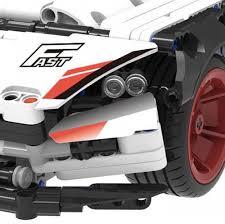 Купить Умный <b>конструктор</b> Xiaomi <b>Onebot</b> Racing Drift Version ...